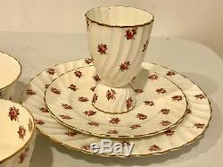 21 Pieces Aynsley Fine China Tea Set Made In England