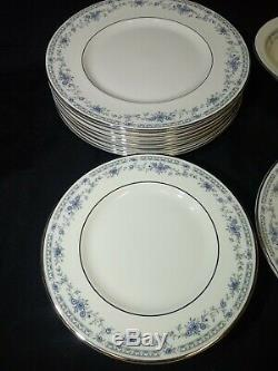 47 Piece Set Minton Bellemeade Bone China Service For 8 England
