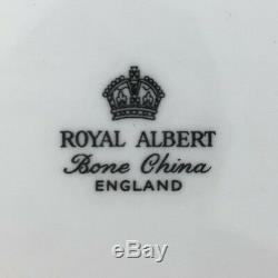 6 Royal Albert Bridesmaids Set of Six Mugs Bone China England
