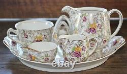 6 piece Tea / Breakfast Set by James Kent, England