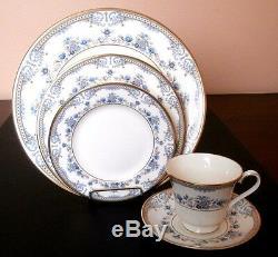 60 pc Minton Avonlea Dinner Set 12 Place Settings Bone China England