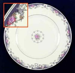 60pc Minton Hanbridge Dinner Set 12 Place Settings Bone China Made in England
