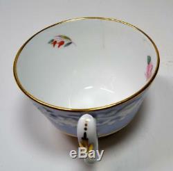 60s SPODE China England MARITIME ROSE Pattern #R4118 41 Pc Tea Set for 12