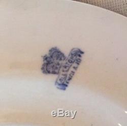 Antique C. 1903-12 Charles Allertons England China/Porcelain Plate & Bowl Set