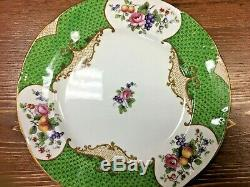 Antique Vintage Aynsley Scala Bone China Tea Set England 30 pieces