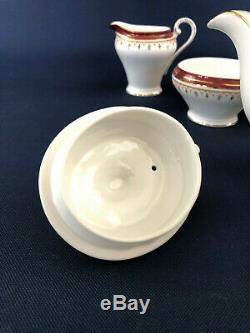 Aynsley fine bone china tea / coffee set DURHAM #1646 made in England
