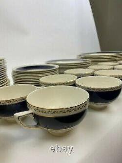 Crown Ducal China Set Made in England 78 piece set