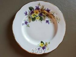 Duchess China Pattern #346 Tea Set very good condition