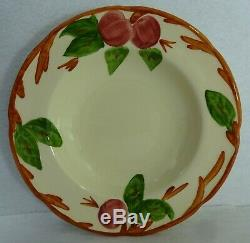 FRANCISCAN china APPLE England 56-piece SET SERVICE for 10 with 6 Serving Pieces