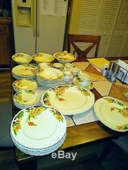 Grindley China from England RARE! Antique DOLORES pattern REDUCED
