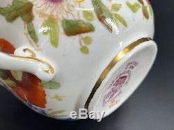 Hammersley Queen Anne 3 Pieces Tea Trio Set Bone China England