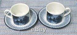 Harry Potter Traditional China Tea Set Johnson Brothers Made In England RARE