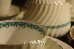 Minton Lady Rodney Set of 20 Bone China Made in England Antique English Tea Set