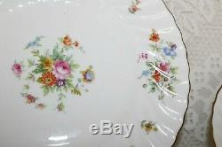 Minton MARLOW S300 Bone China England 16 Piece Set 4 Pc Place Setting Serv for 4