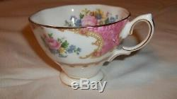 New Royal Doulton Lady Carlyle 5 Pc. Set, Fine China, Made In England, L@@k