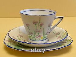 Phoenix China T. F. & S. 21 Piece Tea Set Made in England c 1925 +