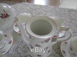 Princess House Exclusive Hammersley Fine Bone China Tea Set England