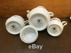 Princess House Exclusive Hammersley Spode Fine Bone China Tea Set England