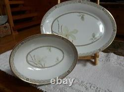 ROYAL DOULTON china Made in England WHITE NILE 67 piece SET SERVICE for 12