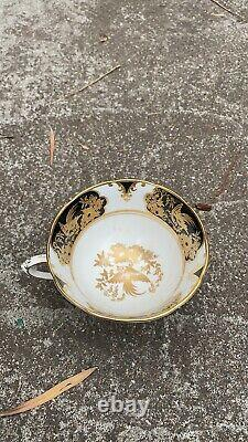Rare Tuscan China England 1907+ 40 pc Set for 12 tea/lunch service