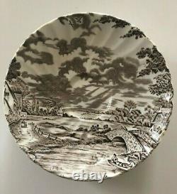 Ridgeway Heritage Partial Set China Dishes England