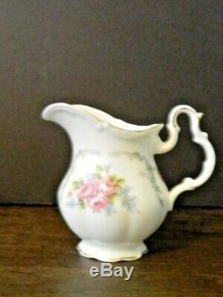 Royal Albert Bone China Tea Set (8 Pieces) Tranquility From England