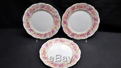 Royal Albert England Bone China Serena Set of 7 Dinner Plates