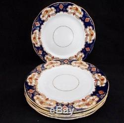 Royal Albert Heirloom Bone China Dinner Plates England 10 1/4 Set Of 5