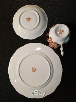 Royal Albert Heirloom Bone China England 23pc for 6 Tea set withCreamer& Sugar VGC