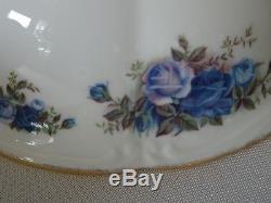 Royal Albert Moonlight Rose Jug and Wash Bowl Set Rare! Bone China England