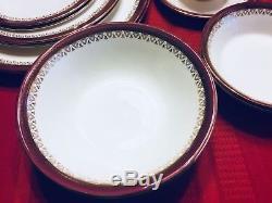 Royal Albert Paragon England Bone China Holyrood Romantic Tea Set For Two