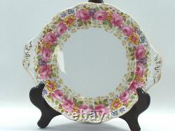 Royal Albert Serena Tea Set 839329 Bone China Made in England 1960's