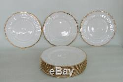 Royal Albert Val Dor Style England Bone China Set of 12 Salad Plates 2307B