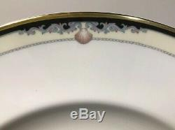 Royal Doulton China Made In England RHODES Four 5 Piece Place Settings Exc