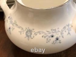 Royal Doulton England Bone China Tea & Coffee Set For 8 ANJELIQUE