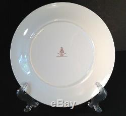 Royal Doulton HARLOW Dinner Plates SET of 8 England Bone China