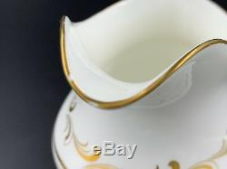 Royal Doulton Rondo Teapot Creamer Sugar Set Bone China England Tea Set 3 Pieces