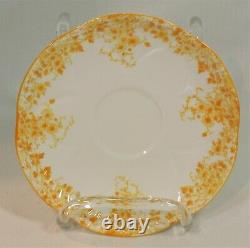 SHELLEY English China DAINTY YELLOW Cup and Saucer Set