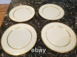 Set/4 Minton England Fine Bone China Gilman Collamore 9 Side Plates EXCELLENT