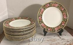 Set Of 16 Never Used Wedgwood CLIO Salad Plates Bone China England Retired