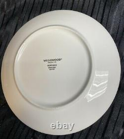 Set of 4 Wedgwood Gilded Muse 6.7 Tea Bread Side Plate England 1759 Bone China