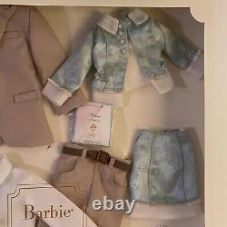 Silkstone Barbie doll New England Escape Gift set. Fashion Collection