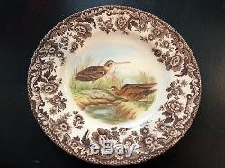 Spode China Woodland Animals 5 Piece Place Setting S3422 P Made in England