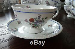 Spode Copeland Vintage China England Diana 92 piece set