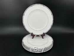 Wedgwood Amherst 10.5 Dinner Plates Set of 6 Bone China England