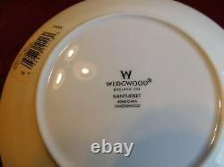 Wedgwood Bone China Nantucket Geo. Davis England 60 Piece Set Service For 12