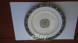 Wedgwood Bone China Runnymede W4472 Complete 70 pc set Made in England NIB Mint