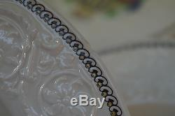 Wedgwood China Soup Bowls Windermere Pattern Set 12 Patrician England Floral