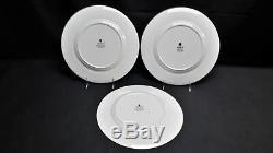 Wedgwood England Bone China Humming Birds Set of 7 Dinner Plates