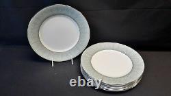 Wedgwood England Bone China Kenilworth Set of 8 Dinner Plates
